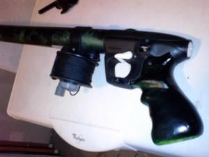 L'impungatura del mio fucile