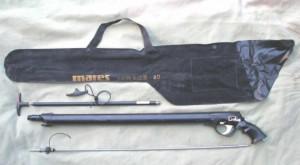 Mares Mirage 80