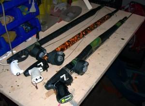 Omer Airbalete e altri fucili