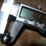diametro sede oring pistone STC