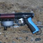 Sten 130 - Particolare Grilletto