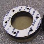 lente oculus con adesivi