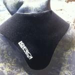 giacca liscio spaccato leroi design - particolare sede schienalino