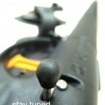 nuovo pneumatico mares - particolare grilletto