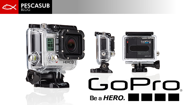 GoPro Hero 3