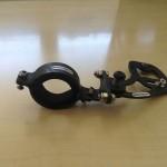 Staffa per GoPro fucile pneumatico