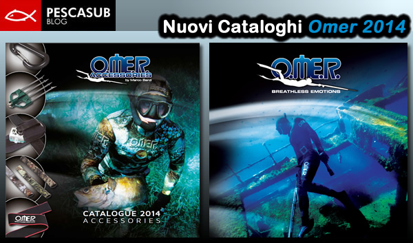 nuovi cataloghi omer 2014