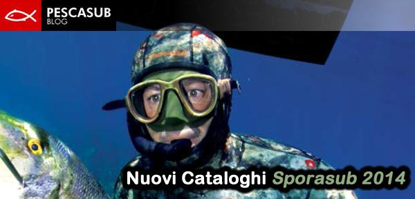 nuovo catalogo sporasub 2014