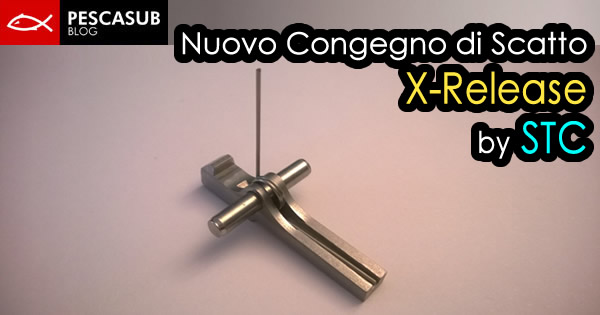 Congegno di Scatto X-Release by STC