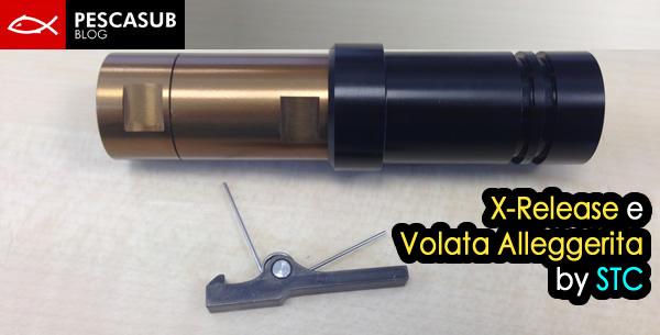 X-Release e Volata Alleggerita by STC