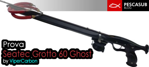 prova seatec grotto 60 ghost
