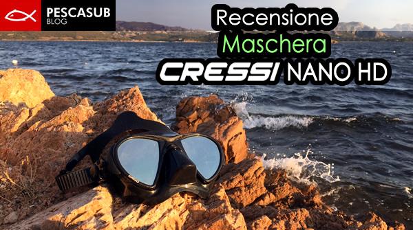 Cressi Nano HD