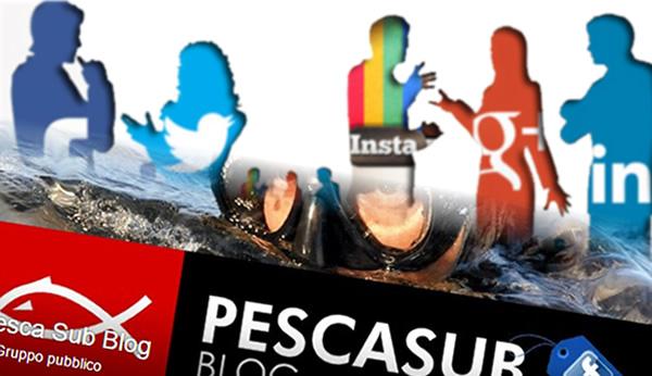 la pesca subacquea ai tempi di facebook
