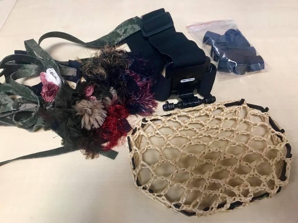 pikotech shade mask, kit